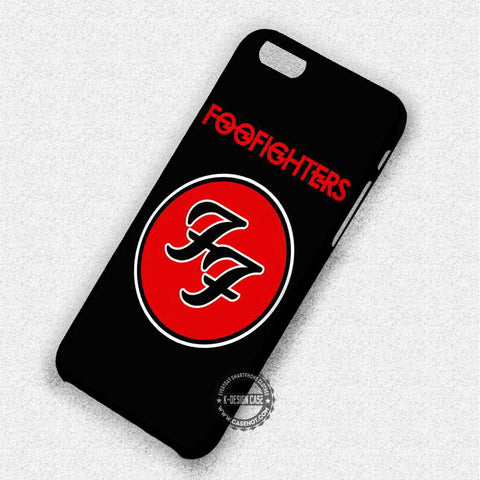 Band Rock Foo Fighters - iPhone 7 6S+ 5C SE Cases & Covers