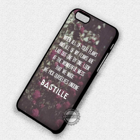 Bastille Dan Smith - iPhone 7 6+ 5s SE Cases & Covers