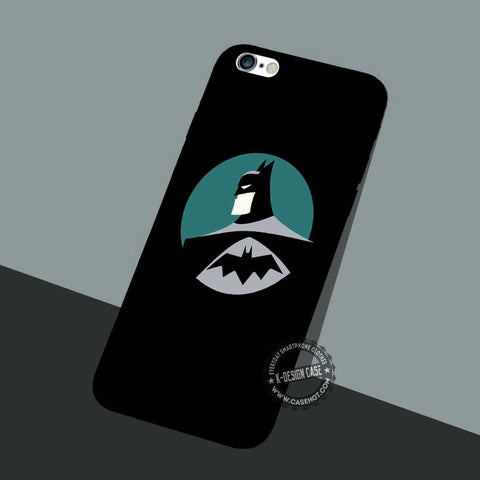 Batman Comic Movie - iPhone 7 6 5 SE Cases & Covers
