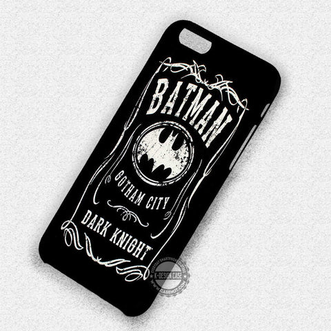 Batman Gotham City - iPhone 7+ 6+ 5 SE 4 Cases & Covers