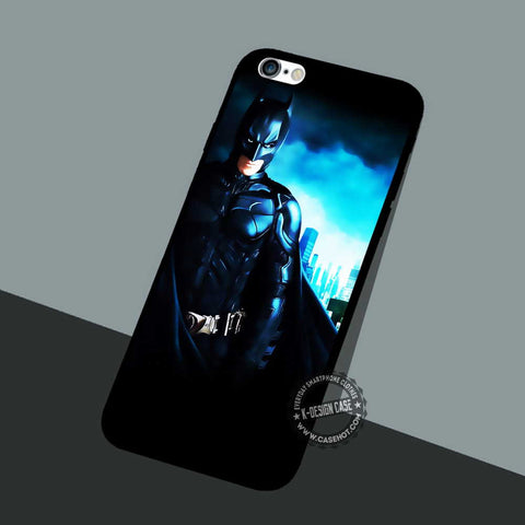 Batman The Dark - iPhone 7 6 5 SE Cases & Covers