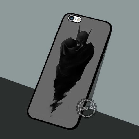 Batman Poster - iPhone 7 6 5 SE Cases & Covers