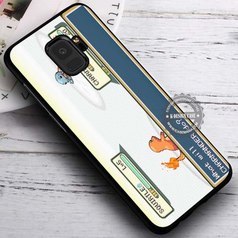 Battle Pokemon Gameboy - Samsung Galaxy S8 S7 S6 Note 8 Cases & Covers #SamsungS9
