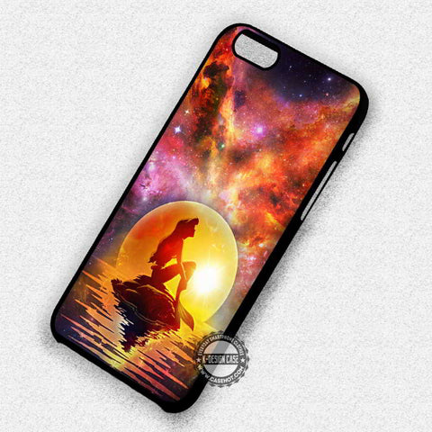 Beautiful Mermaid Galaxy - iPhone 7 6 Plus 5c 5s SE Cases & Covers