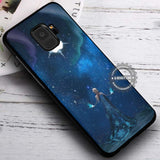 Beautiful Night Elsa Frozen - Samsung Galaxy S8 S7 S6 Note 8 Cases & Covers #SamsungS9