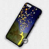 Beautiful Painting Tangled - iPhone 7 6 Plus 5c 5s SE Cases & Covers