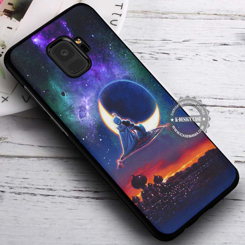Beautiful Sky Aladdin Nebula - Samsung Galaxy S8 S7 S6 Note 8 Cases & Covers #SamsungS9