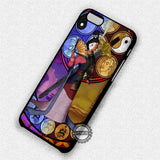 Beautiful Stained Glass Mulan - iPhone 7 6 Plus 5c 5s SE Cases & Covers