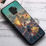Beauty and the Beast Painting - Samsung Galaxy S8 S7 S6 Note 8 Cases & Covers #SamsungS9