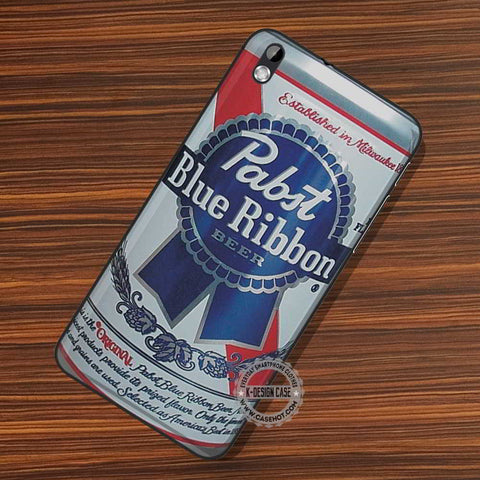 Beer Blue Ribbon - LG Nexus Sony HTC Phone Cases and Covers