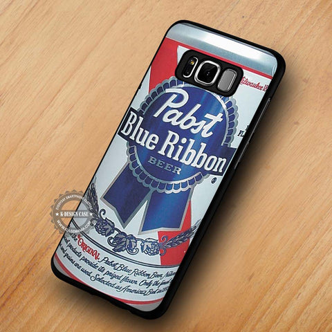 Beer Blue Ribbon Pabst - Samsung Galaxy S8 case