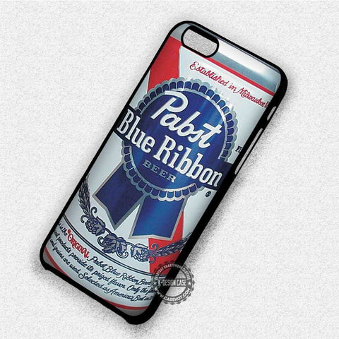 Blue Ribbon Pabst - iPhone 8+ 7 6s SE Cases & Covers