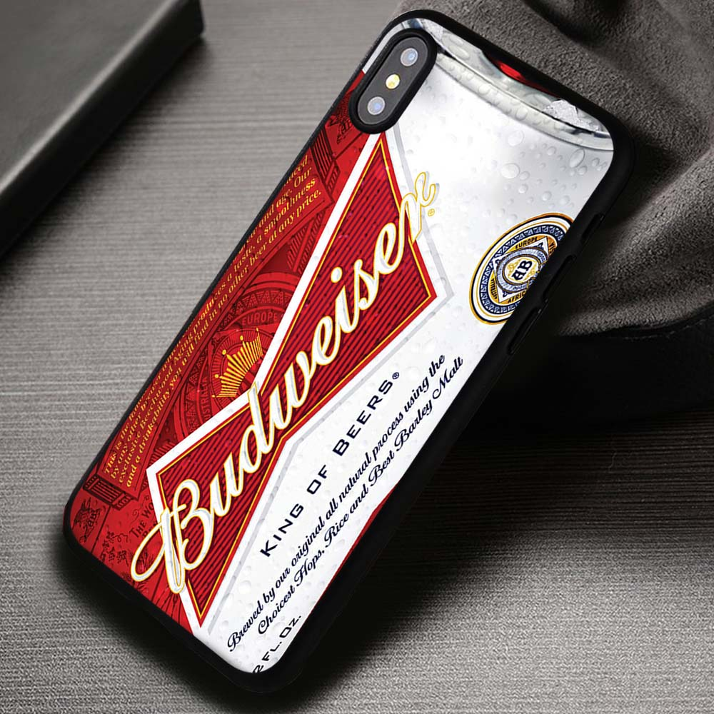 Budweiser Can King of Beer iphone case