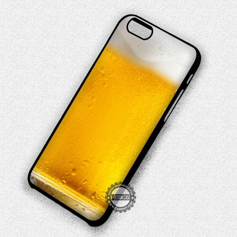 Beer Mug Drink - iPhone 7 6 Plus 5c 5s SE Cases & Covers