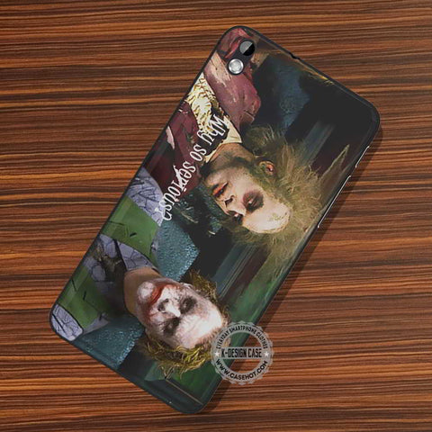 Beetlejuice And Joker - LG Nexus Sony HTC Phone Cases and Covers