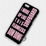 Beyonce Popular Quotes - iPhone 7 6 Plus 5c 5s SE Cases & Covers