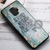 Bible Verse Women Hope - Samsung Galaxy S8 S7 S6 Note 8 Cases & Covers #SamsungS9