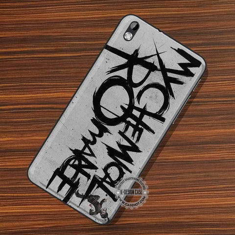 Black Parade My Chemical - LG Nexus Sony HTC Phone Cases and Covers