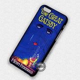 The Great Gatsby- iPhone 7 6 Plus 5c 5s SE Cases & Covers