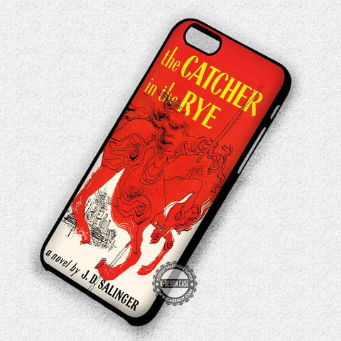 The Catcher in The Rye - iPhone 7 6 Plus 5c 5s SE Cases & Covers