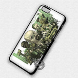 Breaking Bad Art - iPhone 7 6 Plus 5c 5s SE Cases & Covers