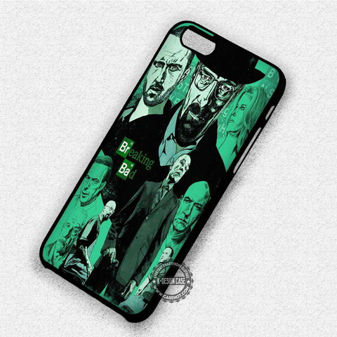 Breaking Bad artwork - iPhone 7 6 Plus 5c 5s SE Cases & Covers