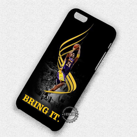 Bring It Kobe Bryant - iPhone 7 6 Plus 5c 5s SE Cases & Covers