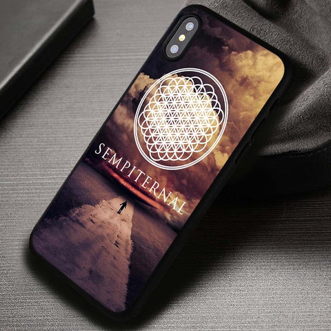 Bring Me The Horizon Sempiternal Nirvana - iPhone X Case