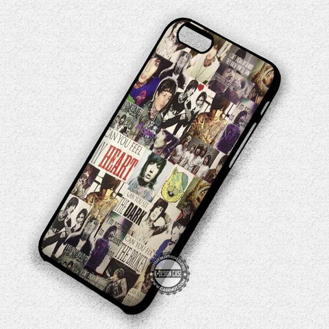 Bring Me The Horizon Collage - iPhone 7 6 Plus 5c 5s SE Cases & Covers