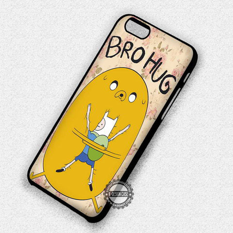 Bro Hug Adventure - iPhone 7 6 Plus 5c 5s SE Cases & Covers