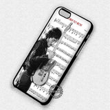 Bruce Springsteen Born To Run - iPhone 7 6 Plus 5c 5s SE Cases & Covers