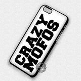 Crazy Mofos Niall - iPhone 7+ 6S 5 SE Cases & Covers