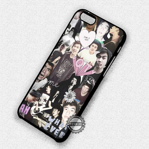 Callum Hood Collage - iPhone 7 6 Plus 5c 5s SE Cases & Covers
