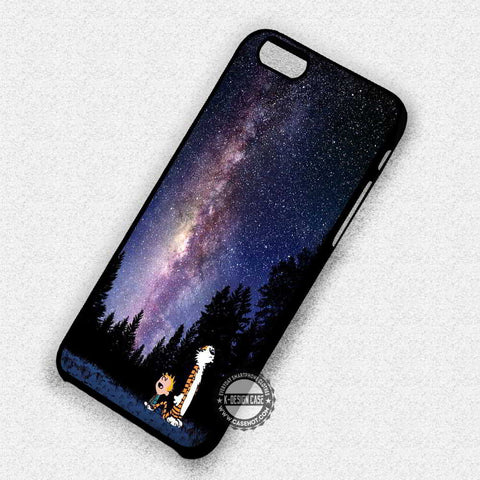 Blue Galaxy Infinite - iPhone 7 6 Plus 5c 5s SE Cases & Covers