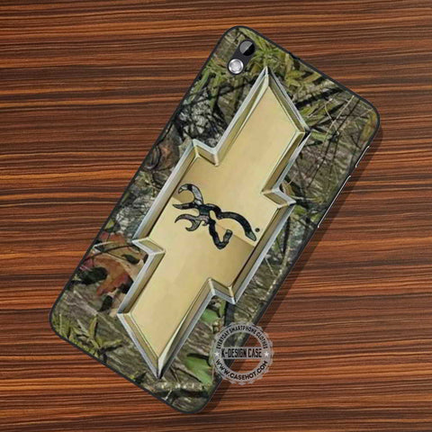 Camo Chevrolet - LG Nexus Sony HTC Phone Cases and Covers