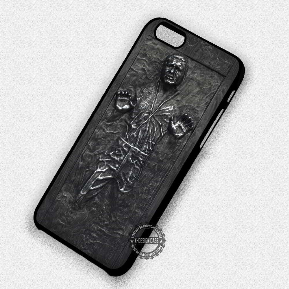 the best attitude f8d85 b5167 Carbonite Han Solo - iPhone 6 5s SE Cases & Covers