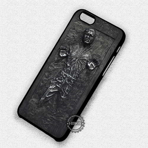 Carbonite Han Solo - iPhone 7 6 Plus 5c 5s SE Cases & Covers