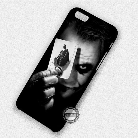 Card Joker Harley Quinn - iPhone 7 6 Plus 5c 5s SE Cases & Covers