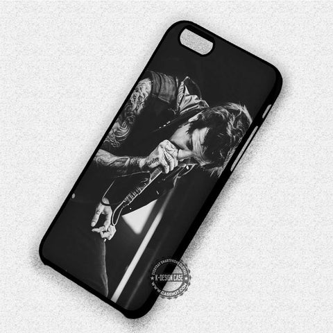 Austin Carlile Of Mice and Men - iPhone X 8+ 7 6s SE Cases & Covers