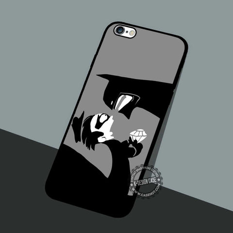 Cartoon Batman Jewelry - iPhone 7 6 5 SE Cases & Covers