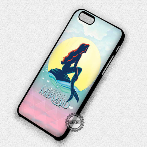 Pastel Color Mermaid - iPhone 7 6 Plus 5c 5s SE Cases & Covers