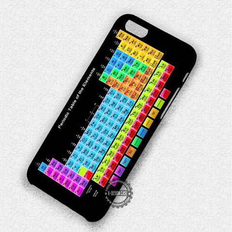 Chemistry Periodic Table - iPhone 7 6 Plus 5c 5s SE Cases & Covers