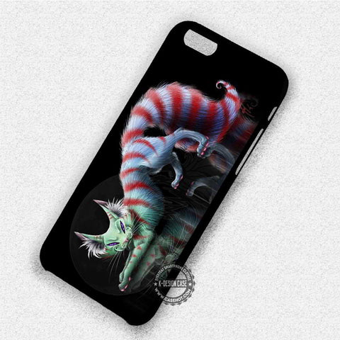 Cheshire Cat Alice - iPhone 8+ 7 6s SE Cases & Covers