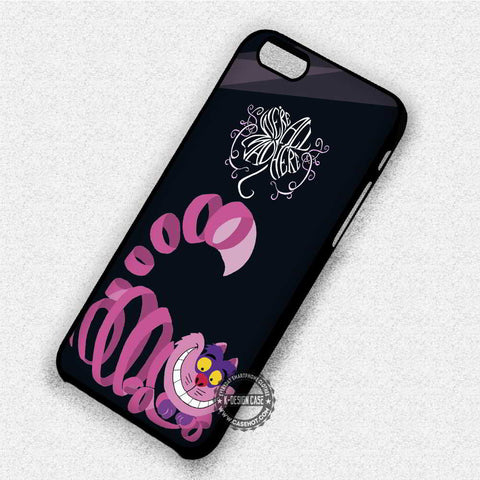 Cheshire Cat Alice - iPhone 7 6 Plus 5c 5s SE Cases & Covers