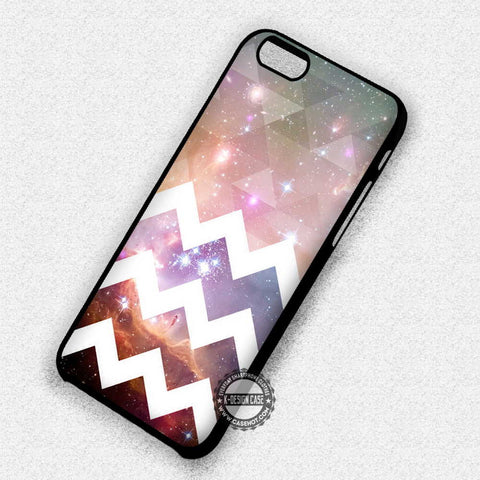 Chevron Geometric Pattern - iPhone 7 6S SE 4 Cases & Covers