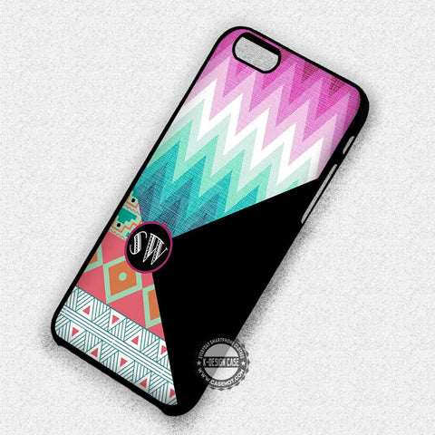 Chevron Tribal Colorful - iPhone 7 6S SE 4 Cases & Covers