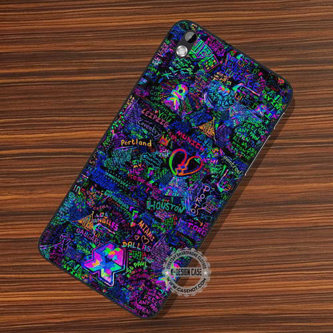 Coldplay Chris Martin - LG Nexus Sony HTC Phone Cases and Covers