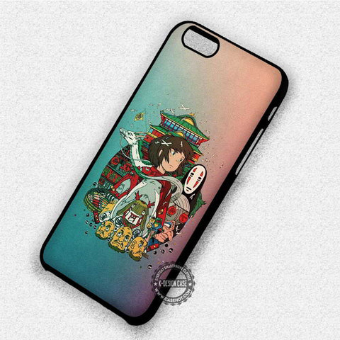 Anime Spirited Away - iPhone 7 6 Plus 5c 5s SE Cases & Covers