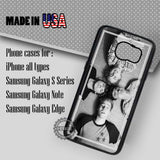 Cool Boys 5SOS - Samsung Galaxy S7 S6 S5 Note 5 Cases & Covers