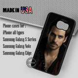 Cool Captain Hook - Samsung Galaxy S7 S6 S5 Note 5 Cases & Covers